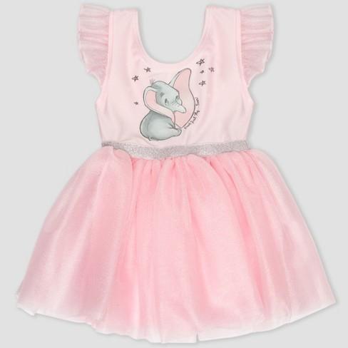 3241d4dcf Toddler Girls' Disney Dumbo Tutu Dress - Pink : Target