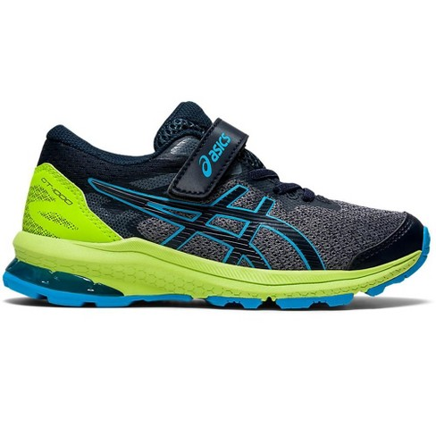 ASICS Kid's GT-1000 10 PS Running Shoe, 10M, Blue
