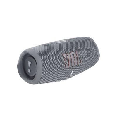 JBL Charge 5 Portable Bluetooth Waterproof Speaker - Gray