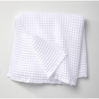 Waffle Bath Towel White - Casaluna™