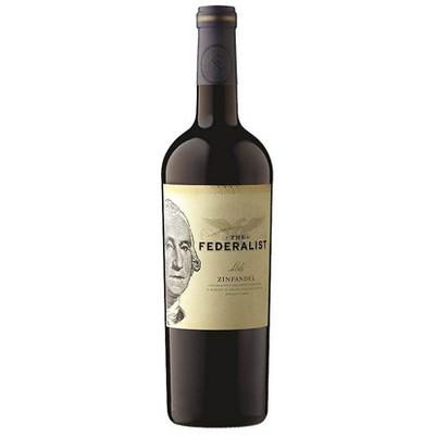 The Federalist Zinfandel Red Wine - 750ml Bottle
