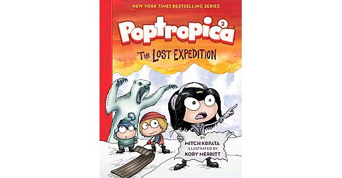 Lost Expedition (Hardcover) (Mitch Krpata) - image 1 of 1