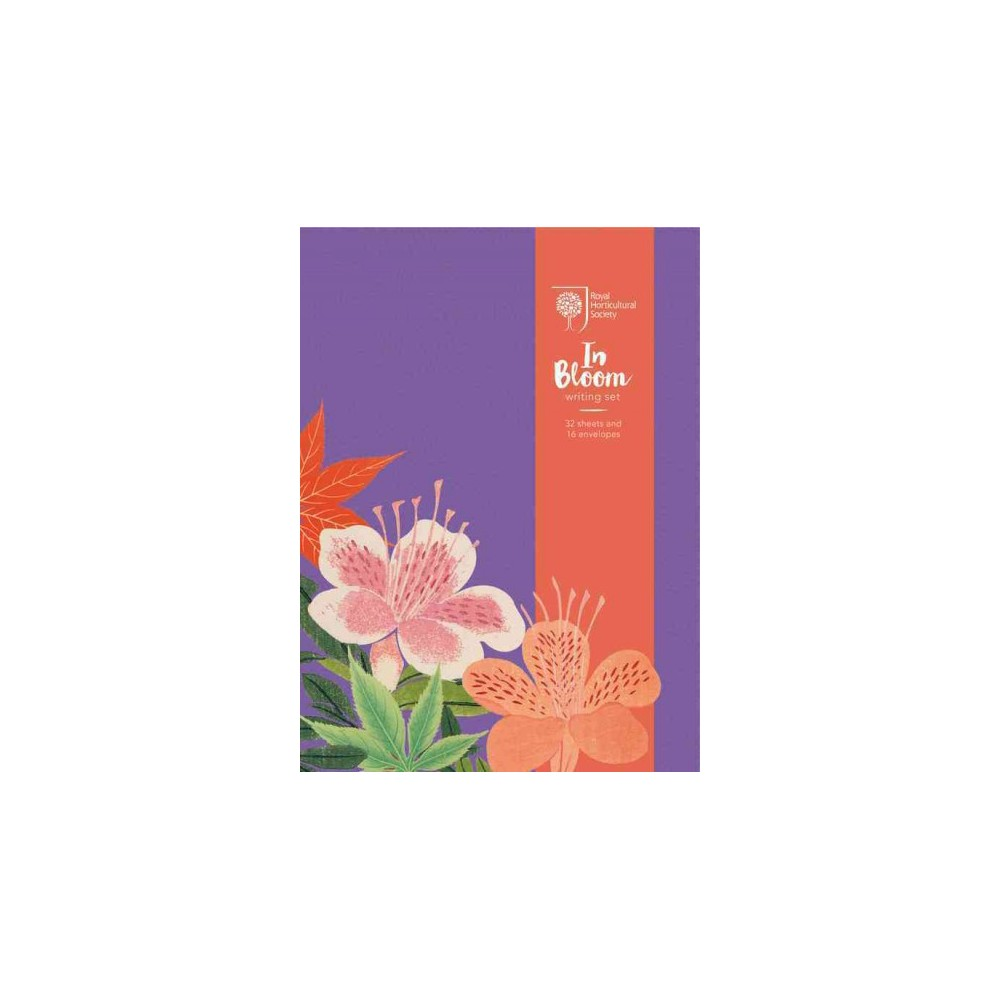 Royal Horticultural Society in Bloom Writing Set : Rhs in Bloom Writing Set (Stationery)