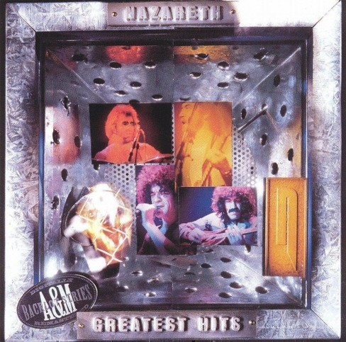 Nazareth - Greatest Hits (CD) - image 1 of 1