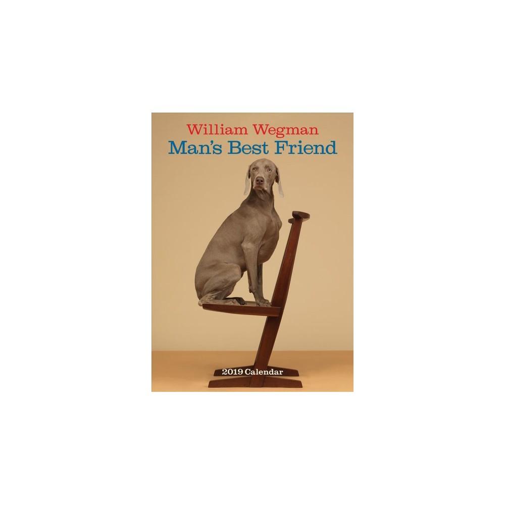 Man's Best Friend 2019 Calendar - (Paperback)