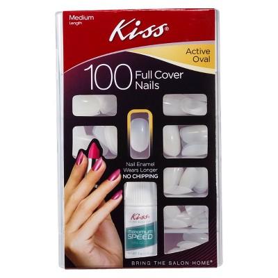 kiss 100 nails