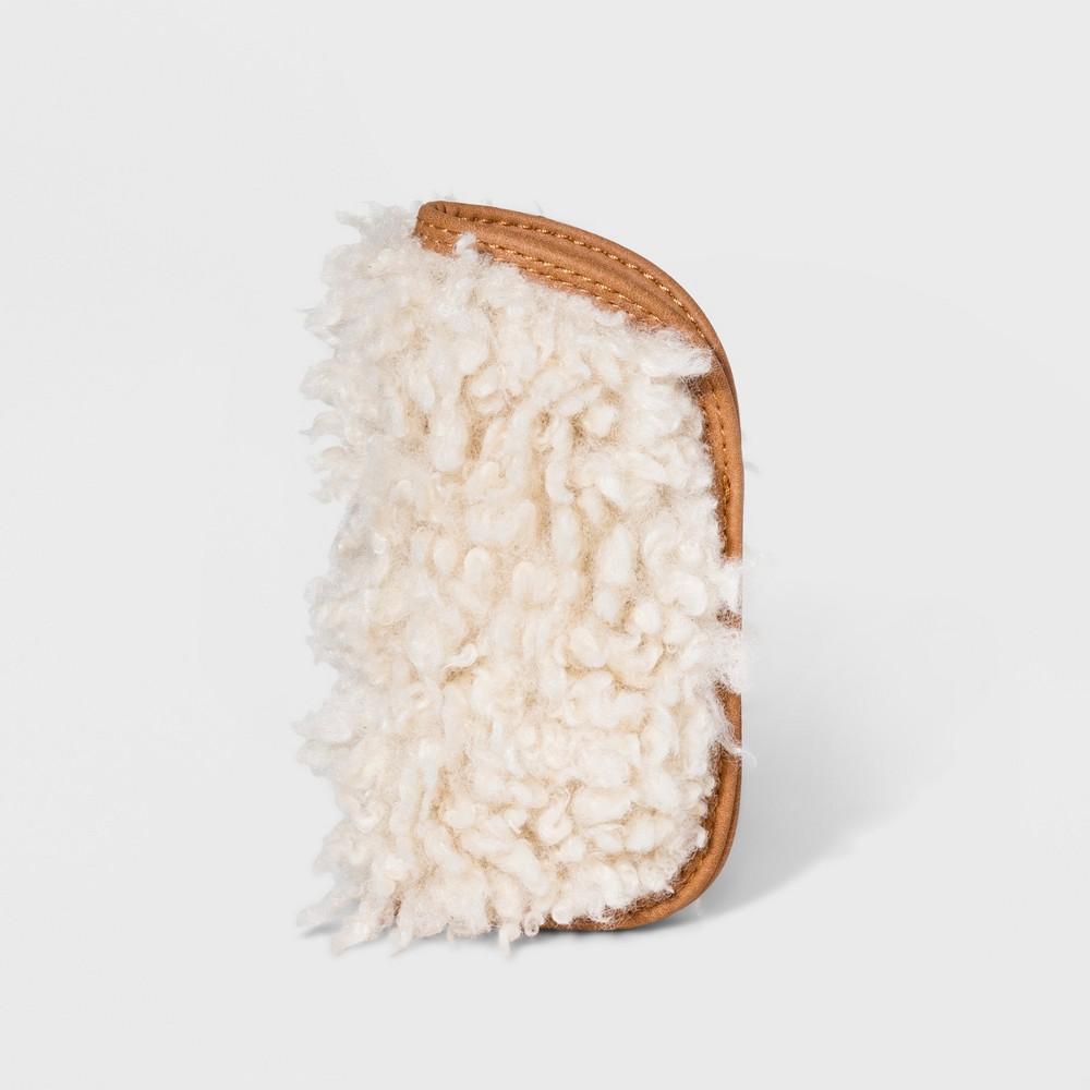 Women's Slip Sunglass Case - Universal Thread Cream (Ivory)