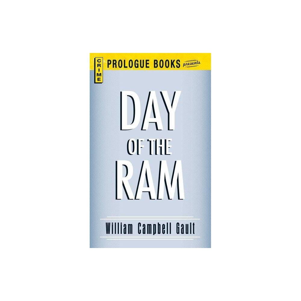 Day Of The Ram By William Campbell Gault Paperback