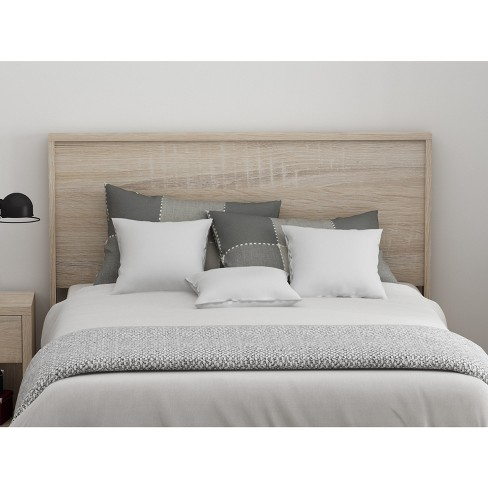 Queen/Full Cary Headboard Natural - Loft 607 - image 1 of 3