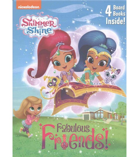 Fabulous Friends Magical Movie Night Cupcake Confusion Dream