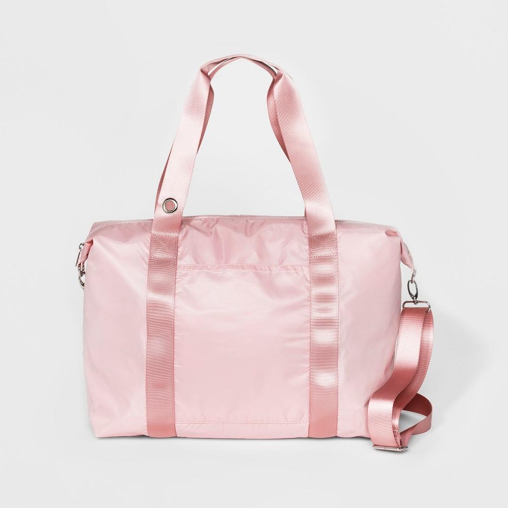 Mad Love Parachute Weekender Bag - Pink
