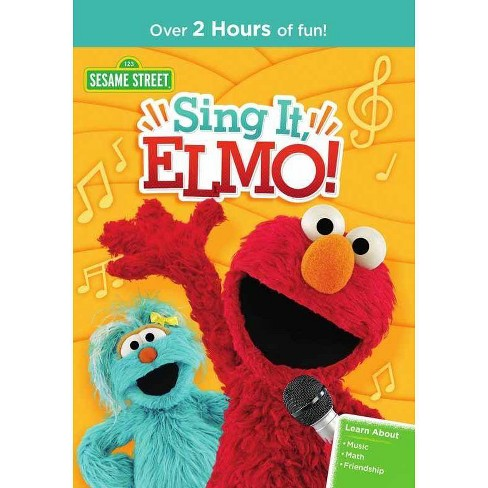 Sesame Street: Sing It Elmo (DVD)