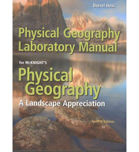 Physical Geography (Lab Manual) (Paperback) (Darrel Hess) - image 1 of 1