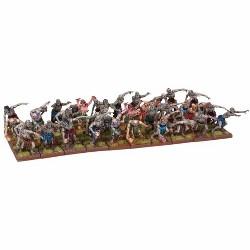 Undead Zombie Horde Miniatures Box Set