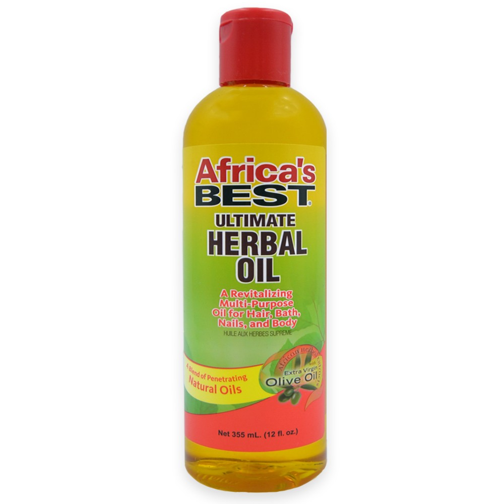 Image of Africa's Best Ultimate Herbal Oil - 12 fl oz