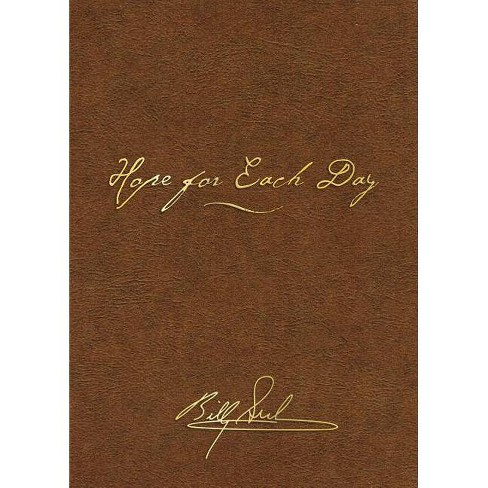 Hope for Each Day - by  Billy Graham (Hardcover) - image 1 of 1
