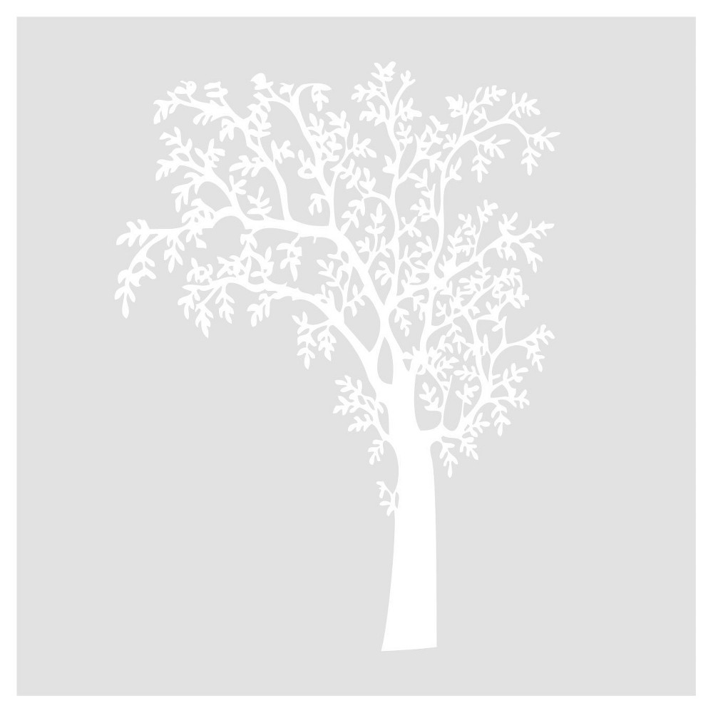 O'Nature Wall Decal - White