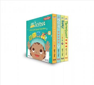 Baby Loves Science! Set - BRDBK/PSTR by Ruth Spiro (Hardcover)
