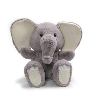 G by GUND Silly Pawz Elephant 22  Stuffed Animal