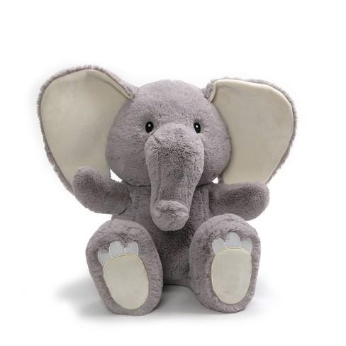 """G by GUND Silly Pawz Elephant 22"""" Stuffed Animal - image 1 of 3"""