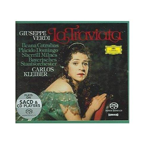 Cotrubas - Verdi: La Traviata (CD) - image 1 of 1