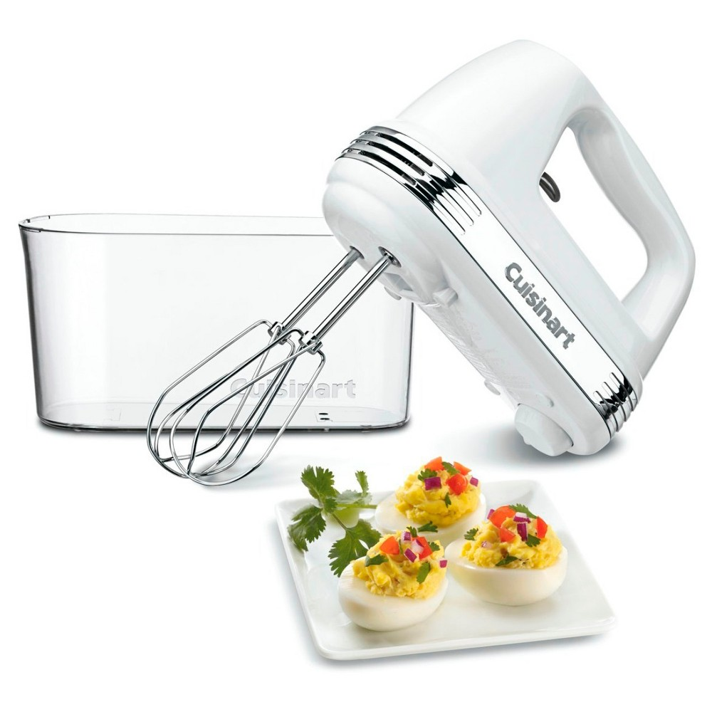 Cuisinart Power Advantage Plus Hand Mixer – White HM-90S 51237131