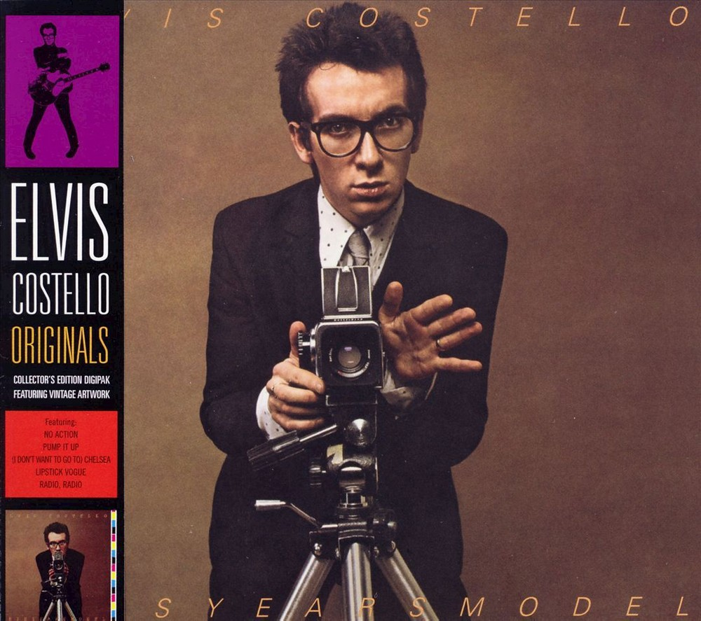 Elvis costello - This year's model (CD)