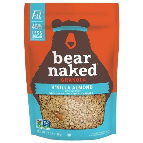 Bear Naked Vanilla Almond Granola - 12oz - image 1 of 2