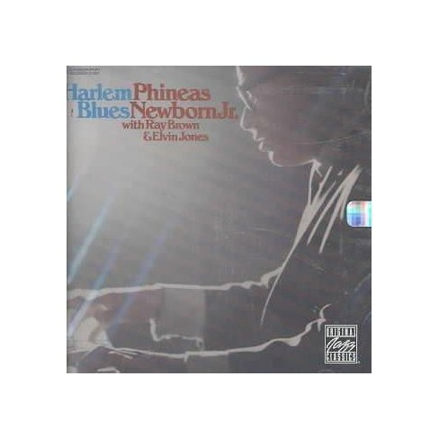 Phineas Jr Newborn - Harlem Blues (CD) - image 1 of 1