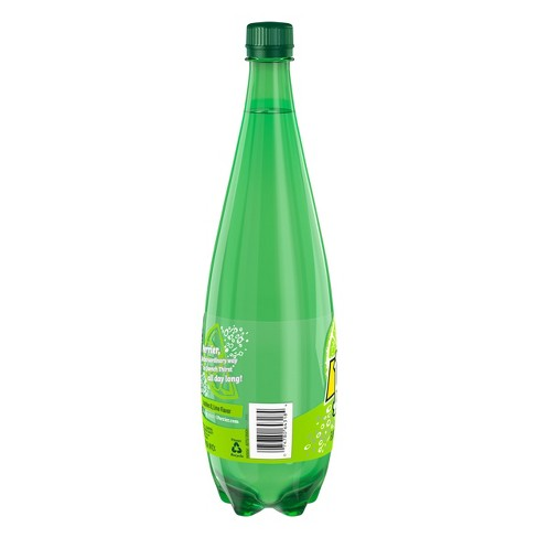 f8069a611f Perrier Lime Flavored Carbonated Mineral Water - 33.8 Fl Oz Bottle : Target