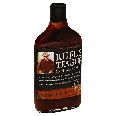 Sauces & Marinades: Rufus Teague