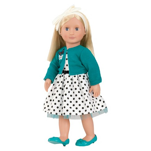 """Our Generation 18"""" Retro Doll - Ruby - image 1 of 3"""