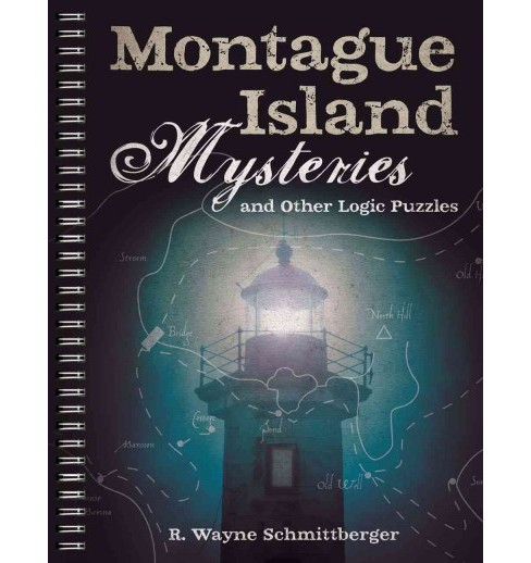 Montague Island Mysteries and Other Logic Puzzles (Paperback) (R. Wayne Schmittberger) - image 1 of 1