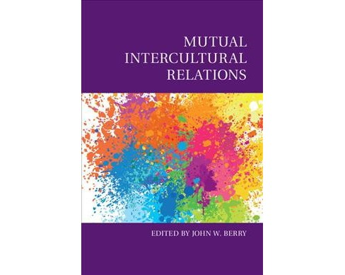 Mutual Intercultural Relations (Hardcover) - image 1 of 1