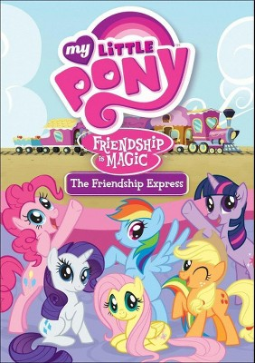 My Little Pony: Friendship Is Magic - The Friendship Express (DVD)