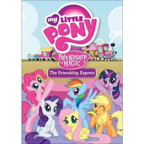 My Little Pony: Friendship Is Magic - The Friendship Express (DVD) - image 1 of 1