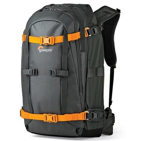 Lowepro Whistler BP 450 AW Bag for Pro DSLR/3 Lenses, DJI Mavic w/Camera, Gray - image 1 of 4