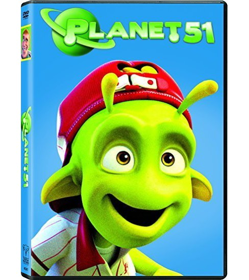 Planet 51 (DVD) - image 1 of 1