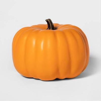 Painted Halloween Pumpkin Medium Orange - Hyde & EEK! Boutique™