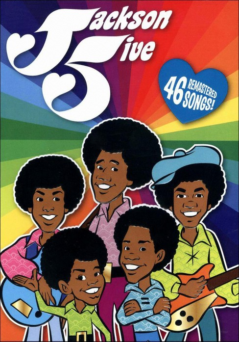 Jackson 5ive: The Completed Animated Series [2 Discs] - image 1 of 1