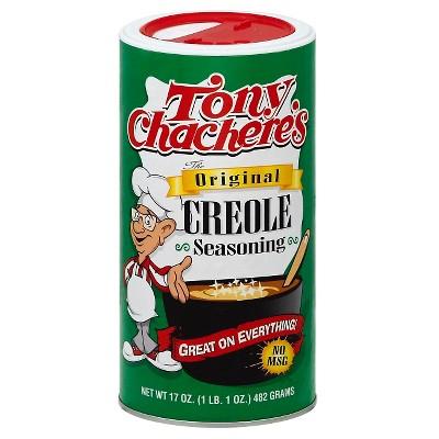 Tony Chachere's Creole Seasoning - 17oz