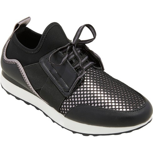 Women's Deena Lace Up Sneakers - A New Day™ - image 1 of 9