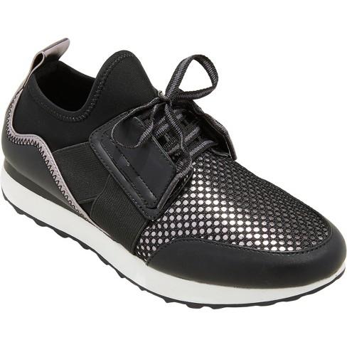 d3338287b4b98b Women s Deena Lace Up Sneakers - A New Day™   Target
