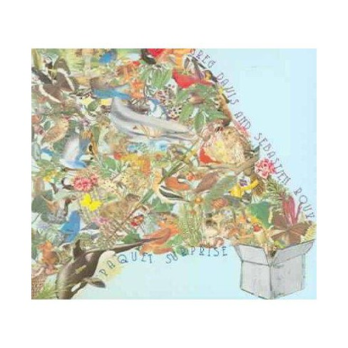 Freg Davis & Sebastian Roux - Paquet Surprise (CD) - image 1 of 1