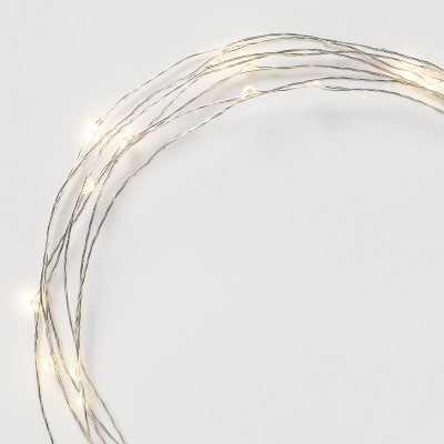 90ct Extended LED Fairy Light Brass - Room Essentials™