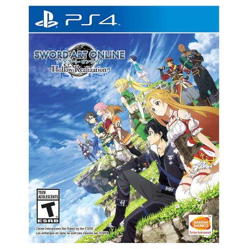 Sword Art Online: Hollow Realization PlayStation 4 - image 1 of 15