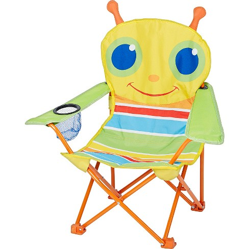 Melissa & Doug® Sunny Patch Giddy Buggy Folding Lawn and Camping Chair - image 1 of 3