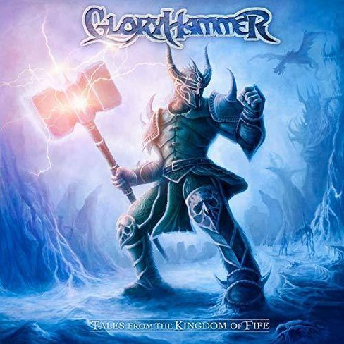 Gloryhammer - Tales from The Kingdom of Fife (CD) - image 1 of 1