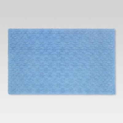 Shapes Bath Rug Blue - Threshold™