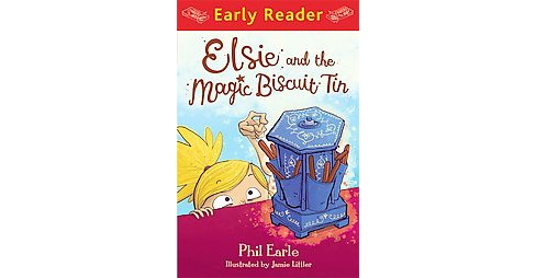 Elsie and the Magic Biscuit Tin (Paperback) (Phil Earle) - image 1 of 1
